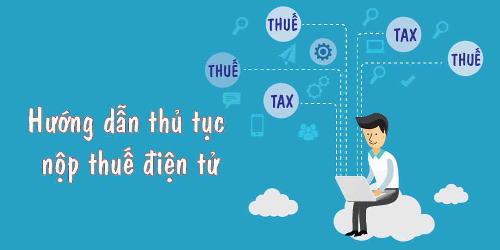 hướng dẫn nộp thuế môn bài qua mạng