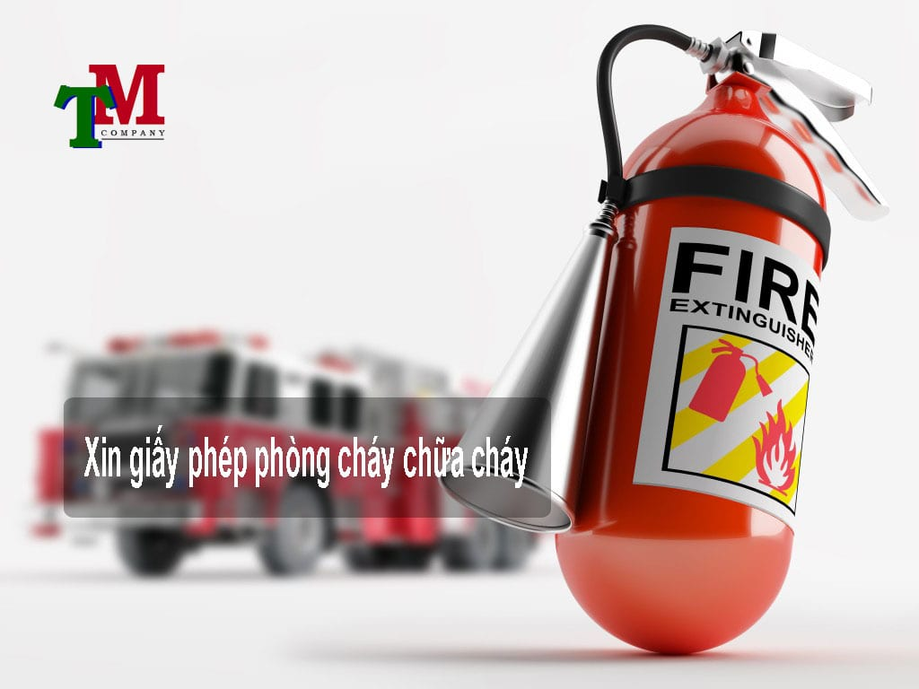 dịch vụ cấp giấy chứng nhận phòng cháy chữa cháy