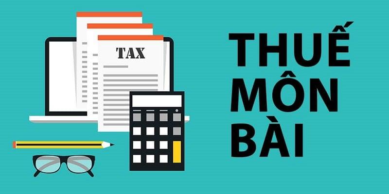 đối tượng nộp thuế môn bài