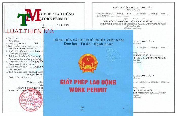 dịch vụ xin cấp giấy phép lao động