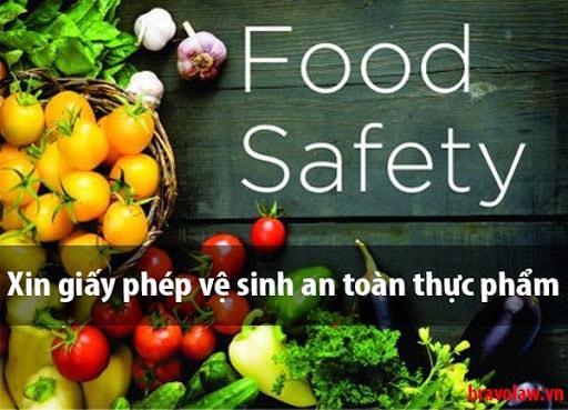 Giấy chứng nhận vệ sinh an toàn thực phẩm là gì?