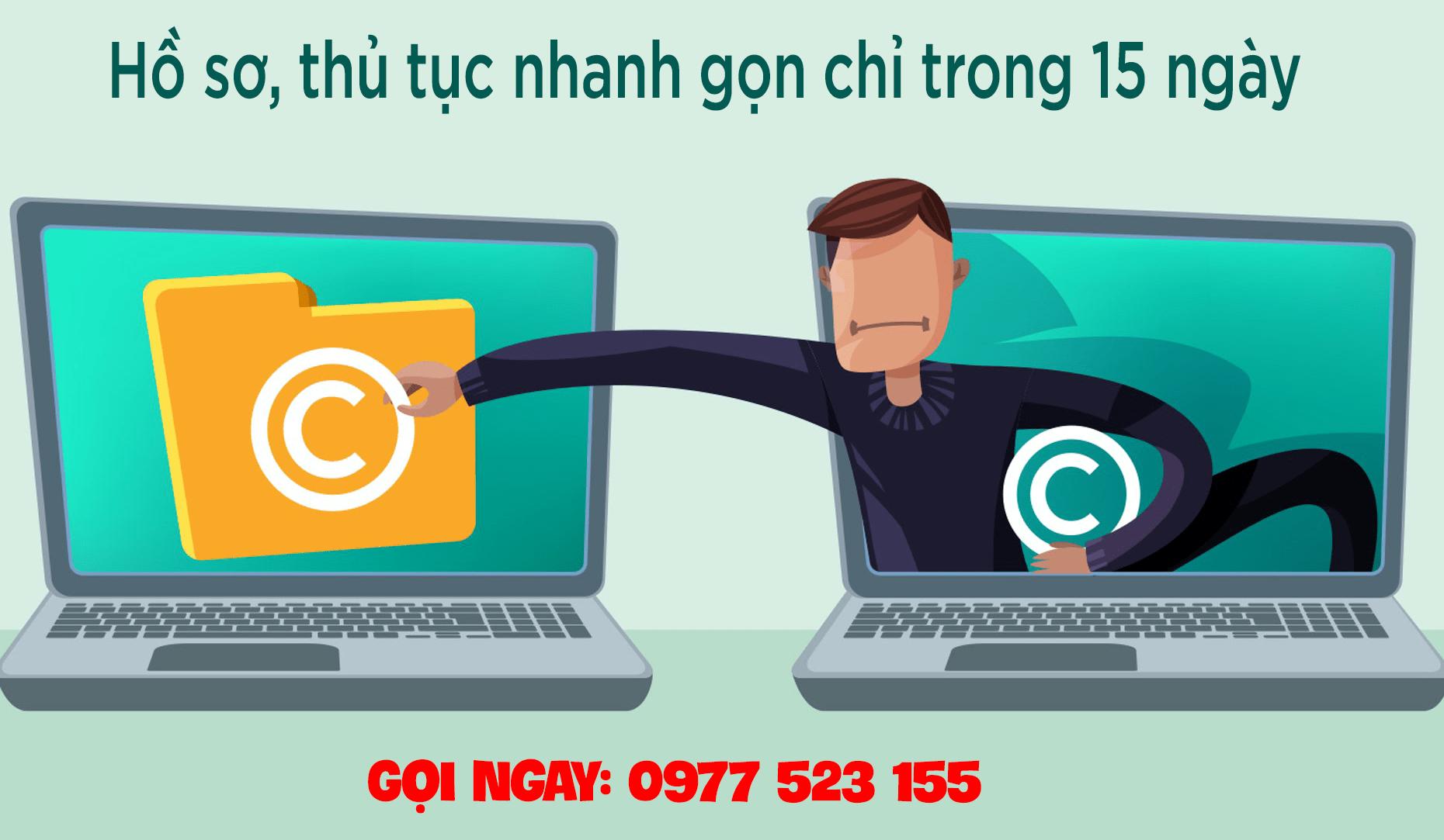 Hồ sơ đăng ký bản quyền
